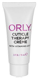 """картинка ORLY Крем для кутикулы """"Cuticle Therapy Creme""""15мл магазин Gumla.ru являющийся официальным дистрибьютором в России"""