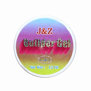 картинка Гель для ногтей J&Z ( белый)J&Z-W магазин Gumla.ru являющийся официальным дистрибьютором в России
