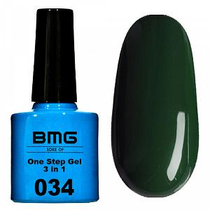 картинка BMG - ONE STEP (однофазный) 7,5 ml. 034 магазин Gumla.ru являющийся официальным дистрибьютором в России
