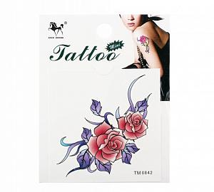 картинка Татуировка переводная магазин Gumla.ru являющийся официальным дистрибьютором в России