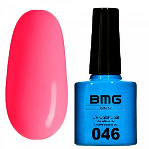 картинка Гель-лак BMG – Ярко насыщенно-розовый магазин Gumla.ru являющийся официальным дистрибьютором в России