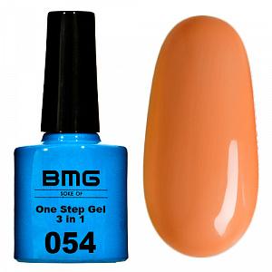 картинка BMG - ONE STEP (однофазный) 7,5 ml. 054 магазин Gumla.ru являющийся официальным дистрибьютором в России