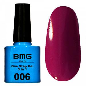 картинка BMG - ONE STEP (однофазный) 7,5 ml. 006 магазин Gumla.ru являющийся официальным дистрибьютором в России