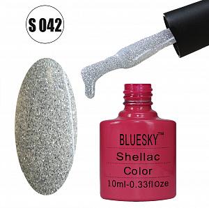картинка Гель-лак BlueSky (серия S) 042 магазин Gumla.ru являющийся официальным дистрибьютором в России