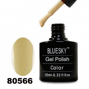 картинка Гель лак  Bluesky 80566-Пастельный,бледно-желтый магазин Gumla.ru являющийся официальным дистрибьютором в России