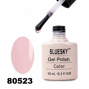 картинка Гель лак  Bluesky 80523-Прозрачный слегкимоттенком розового магазин Gumla.ru являющийся официальным дистрибьютором в России