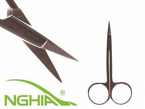 картинка NGHIA - Ножницы маникюрные магазин Gumla.ru являющийся официальным дистрибьютором в России