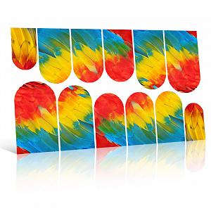 картинка Слайдер дизайн для ногтей 179 магазин Gumla.ru являющийся официальным дистрибьютором в России