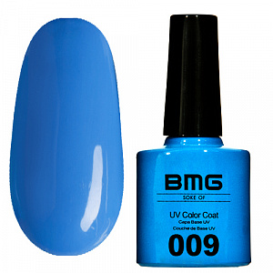 картинка Гель-лак BMG – Королевский синий магазин Gumla.ru являющийся официальным дистрибьютором в России