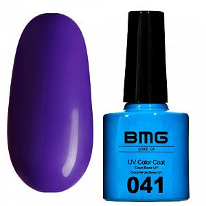 картинка Гель-лак BMG – Фиолетовый магазин Gumla.ru являющийся официальным дистрибьютором в России