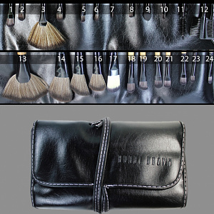 картинка Набор кистей для макияжа 24 шт. магазин Gumla.ru являющийся официальным дистрибьютором в России