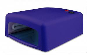картинка Лампа УФ (36 Вт. Таймер: 2 режима) - Фиолетовая магазин Gumla.ru являющийся официальным дистрибьютором в России