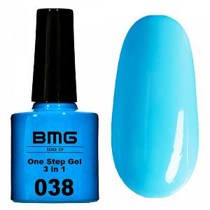 картинка BMG - ONE STEP (однофазный) 7,5 ml. 038 магазин Gumla.ru являющийся официальным дистрибьютором в России